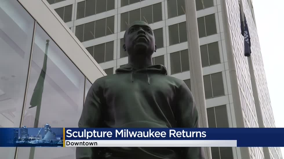 Sculpture Milwaukee brings back free, outdoor public art display for fourth year