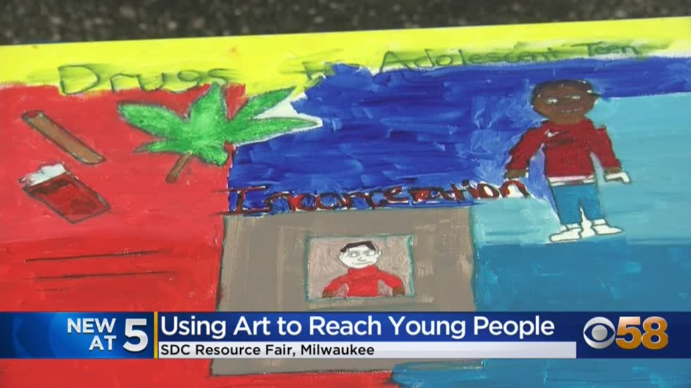 Milwaukee SDC hosts events for students to address substance...