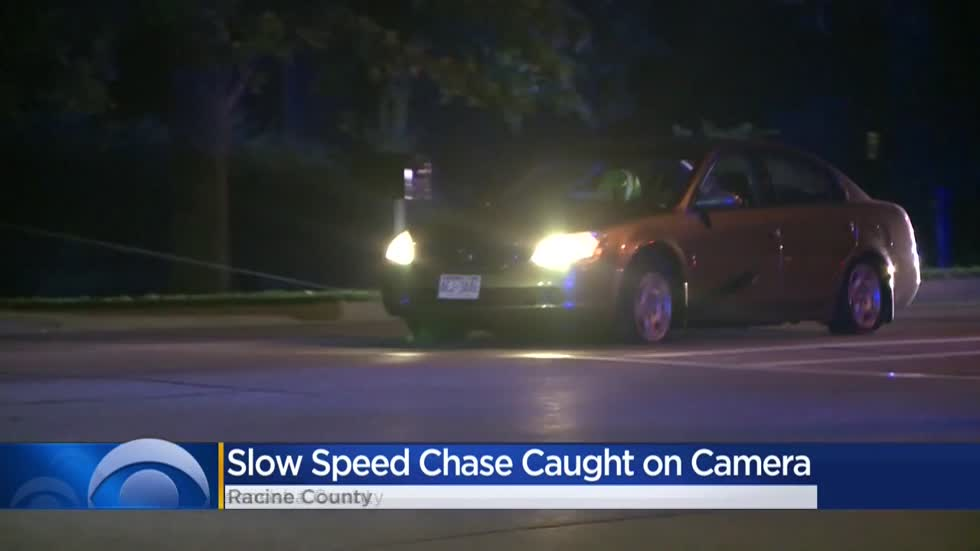 Salem man arrested after he led officers on slow chase, driving on rims