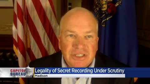 Questions still surround secret phone call recording between governor, legislative leaders
