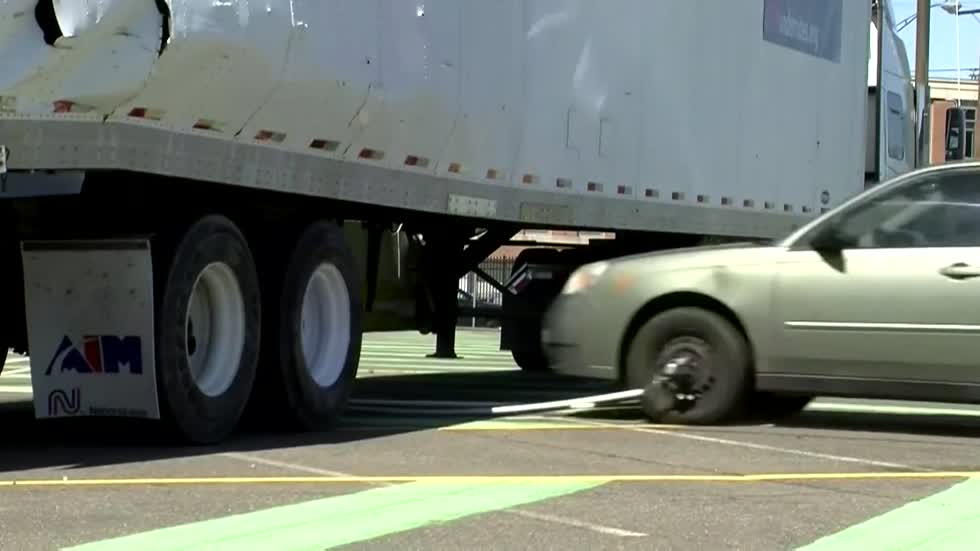 Mother fights for tractor-trailer underride protections