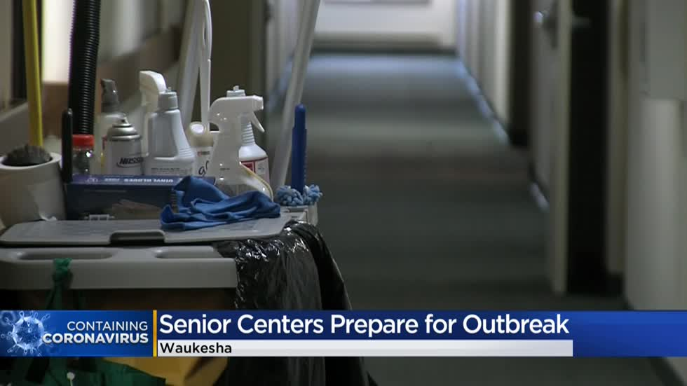 Senior Centers take precautionary measures in light of COVID-19
