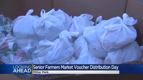 "Making sure the older population gets food they need: ""Senior..."