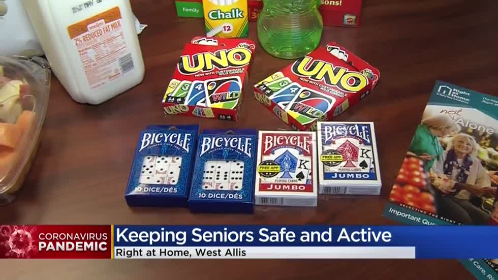 Keeping seniors safe and enlightened during COVID-19 pandemic