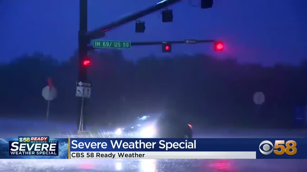 CBS 58 Ready Weather team doing what we do best: Getting you...