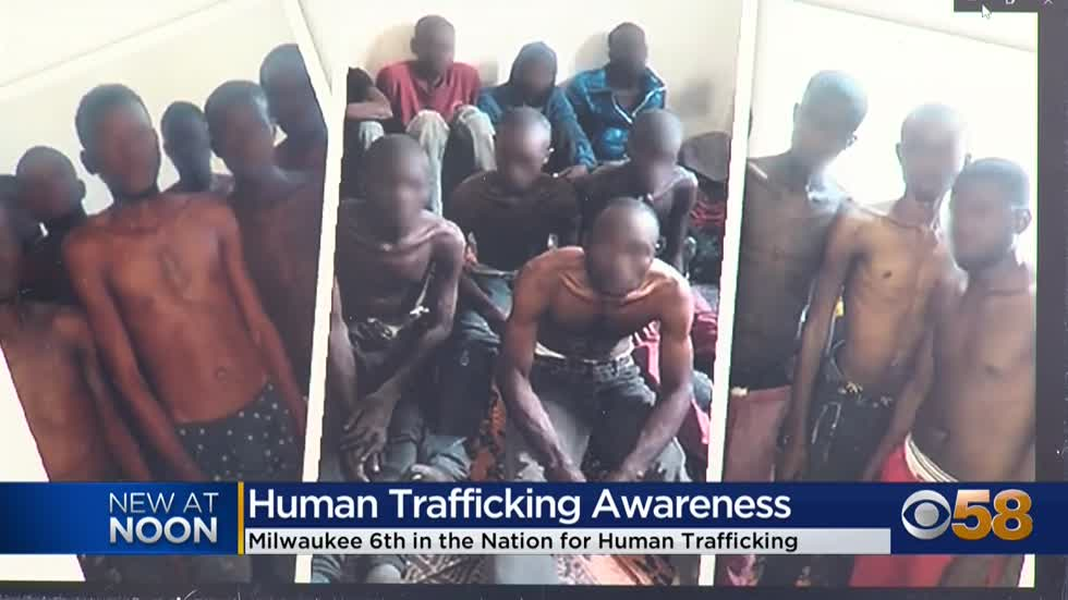 Community leaders bring awareness to sex trafficking across Wisconsin