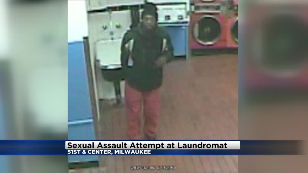 Woman fights off suspect in attempted sexual assault at Milwaukee laundromat, police looking for suspect
