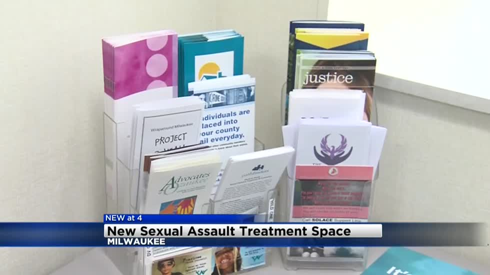 New Milwaukee clinic opens for victims of sexual assault and domestic violence