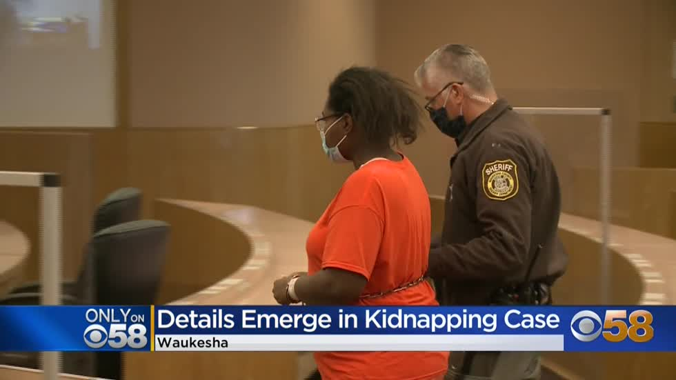 Reduced bond denied for Waukesha kidnapping suspect