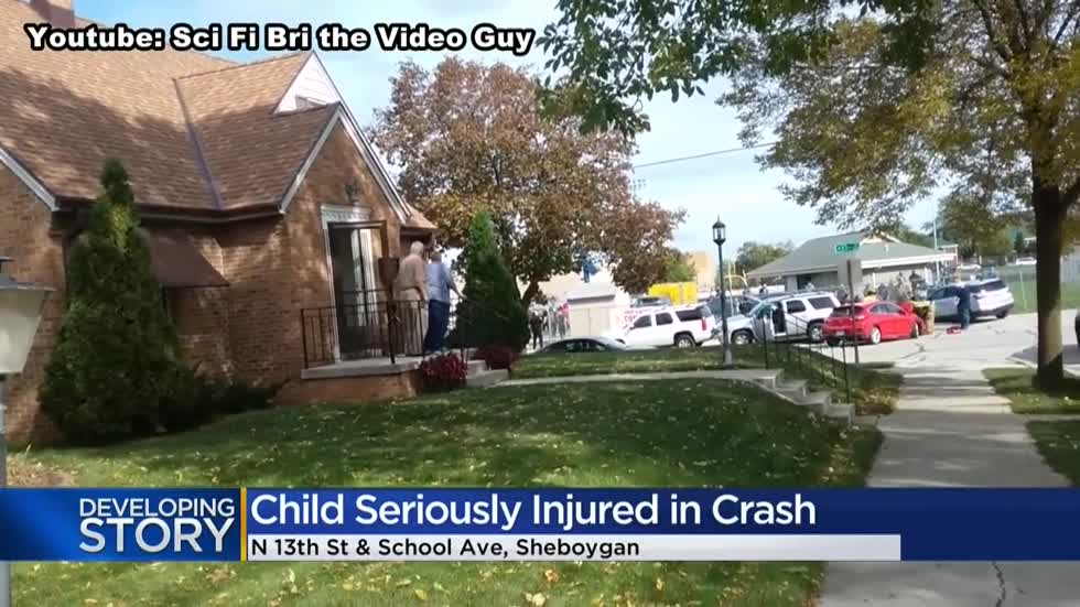 Sheboygan Police: 16-year-old taken into custody after hitting 13-year-old pedestrian
