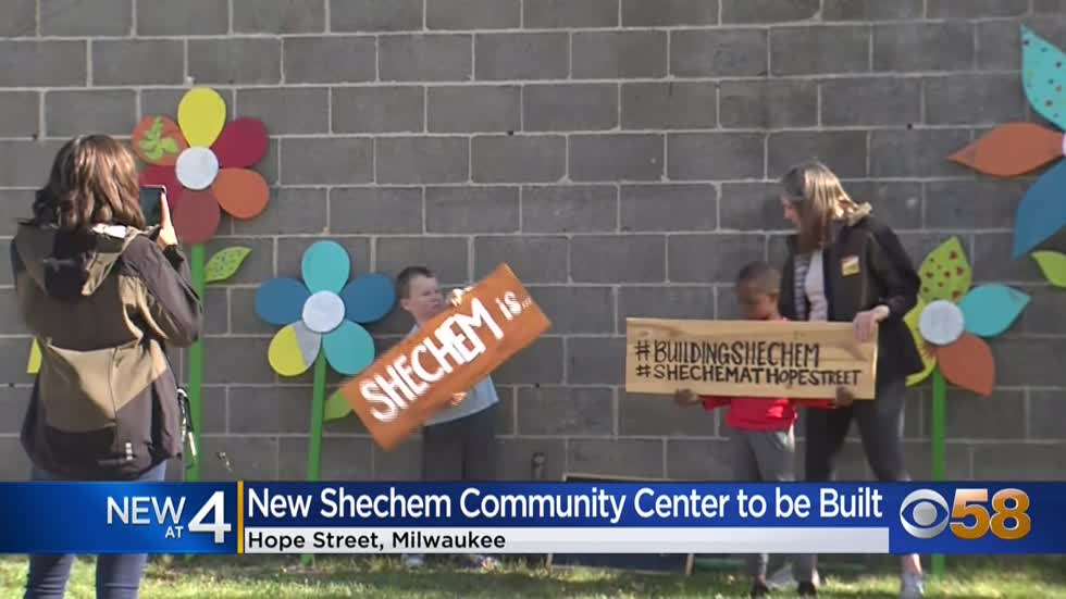 New community center to be built next to Hope Street Ministry