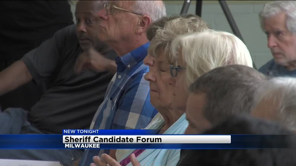 Voces de la Frontera hosts Milwakee County Sheriff candidate forum