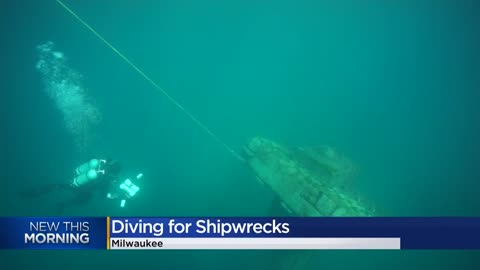 'Shipwreck Explorers' calling on divers to locate historic...