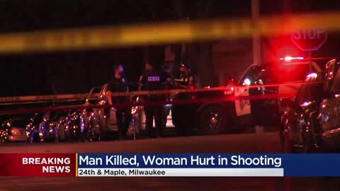 33-year-old man killed in shooting near 24th and Maple