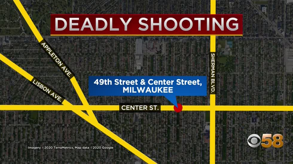Man killed in shooting near 49th and Center