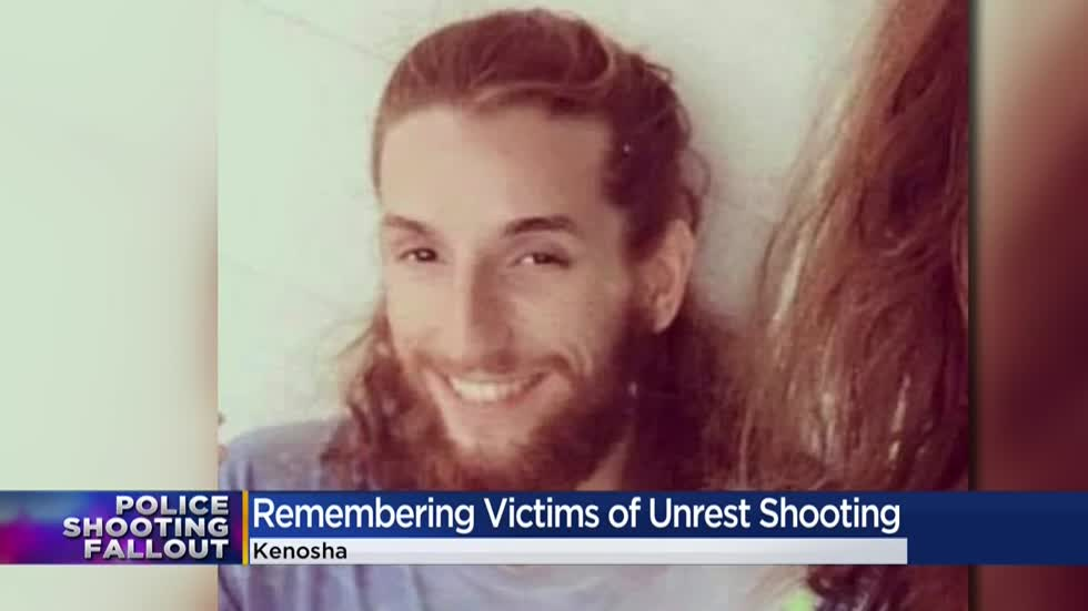 Anthony Huber, 26, identified by loved ones as man killed in Kenosha unrest