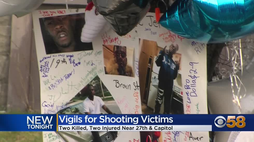 Vigils held for victims of fatal shooting at north side Milwaukee gas station