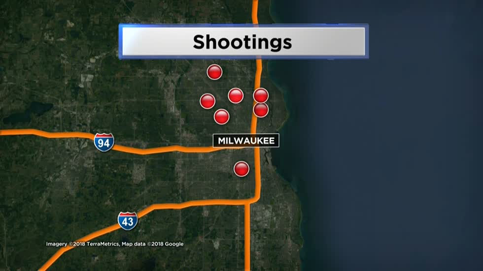 MPD investigating 7 shootings from Memorial Day