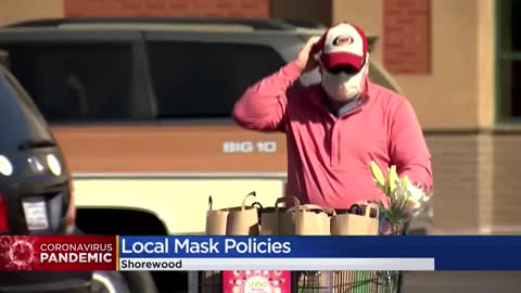 Shorewood now requires face coverings indoors. Will other municipalities...