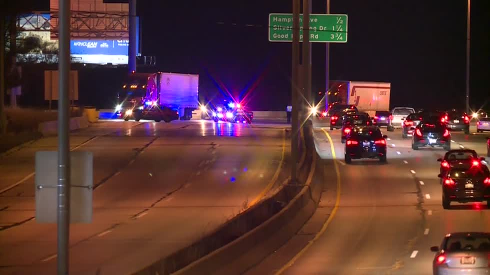 Shooting investigation shuts down I-43 Friday afternoon