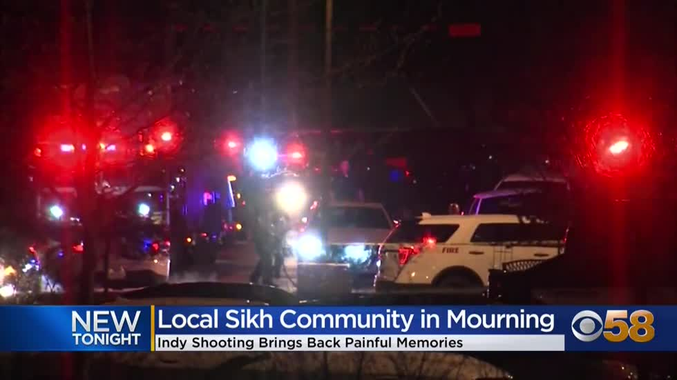 Sikh community mourns Indianapolis FedEx mass shooting