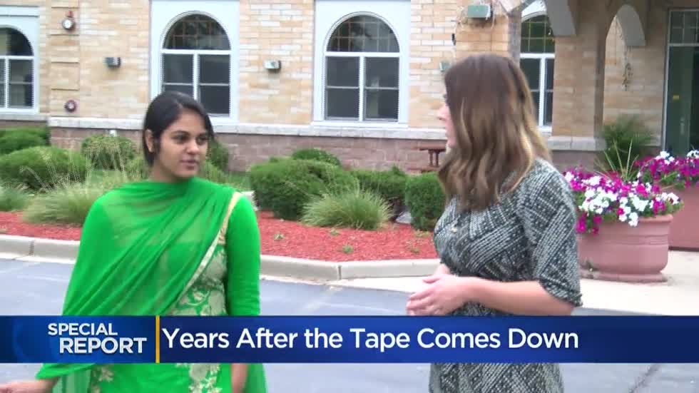 Special Report: After the Tape Comes Down