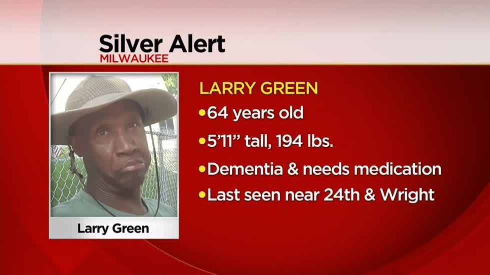 UPDATE: Critical missing 64-year-old Milwaukee man found safe
