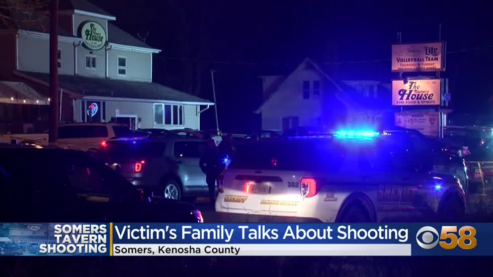 Kenosha County officials: Suspect arrested in Somers House Tavern shooting that killed 3, injured 3