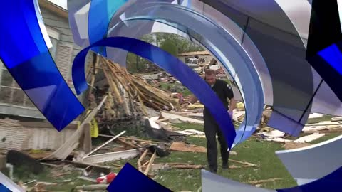 Western Wisconsin residents rebuild after fatal tornado