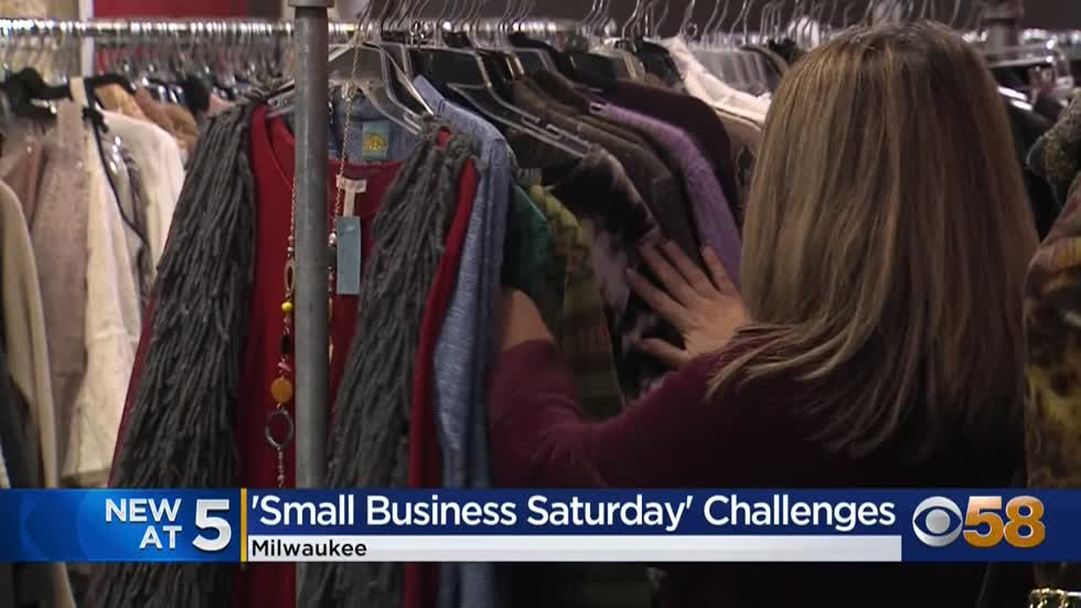 Shop owners staying positive on Small Business Saturday despite...