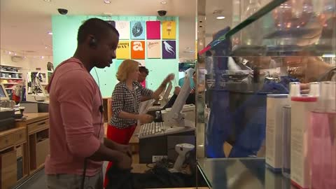 Local business changing in-store shopping through smart floor technolgy