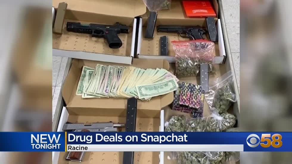4 arrested, 3 wanted after allegedly using Snapchat to sell...