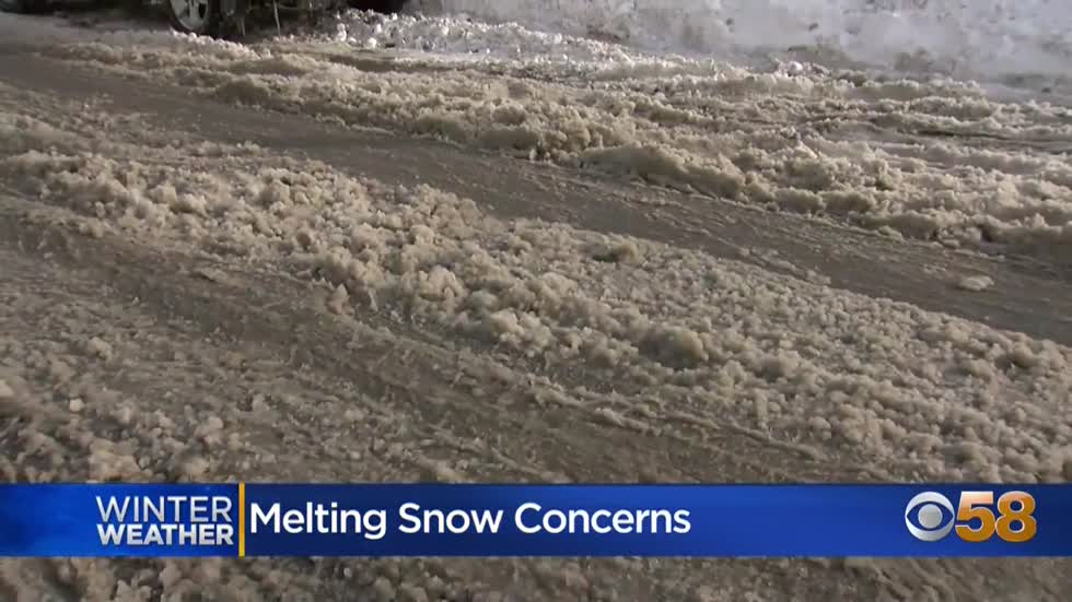 Racine and Milwaukee ready to respond if melting snow causes flooding