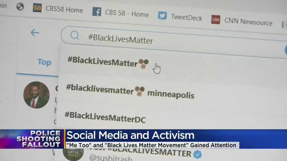 'Many different shapes and forms:' How social media plays a role in activism