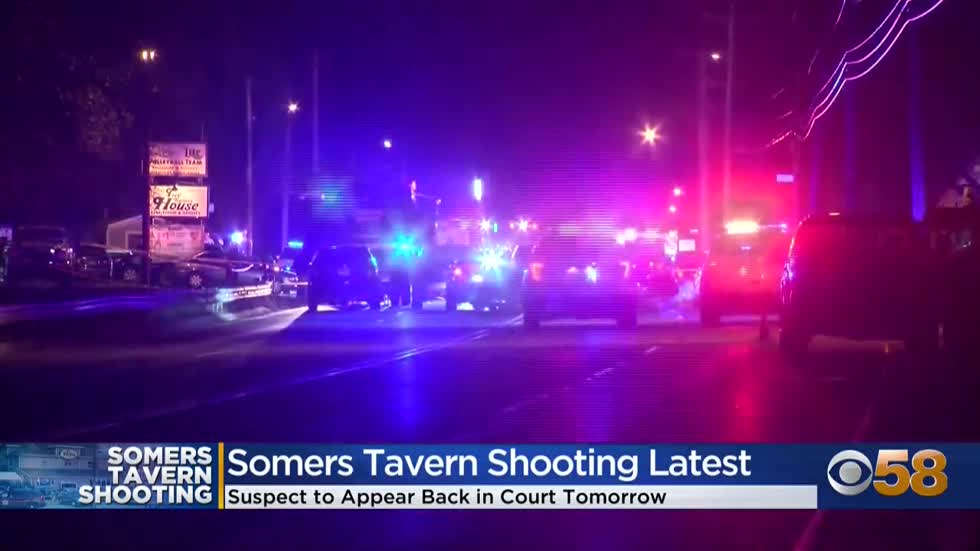 Somers House suspect dropped wallet at scene of deadly tavern...