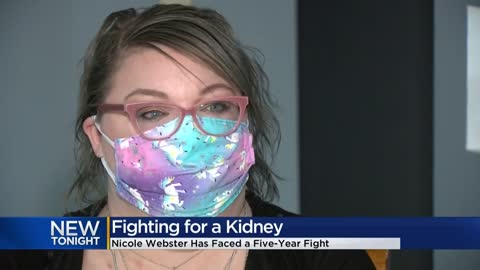 South Milwaukee mom on a race to find kidney donor after diagnosed...