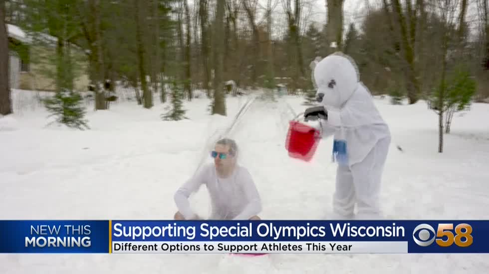 Polar Plunge for Special Olympics Wisconsin offers new (safer) fundraisers