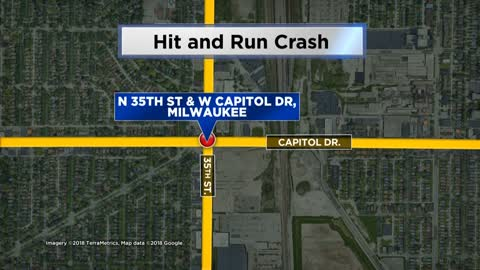 Speeding car causes two-car crash and serious injuries near 34th and Capitol