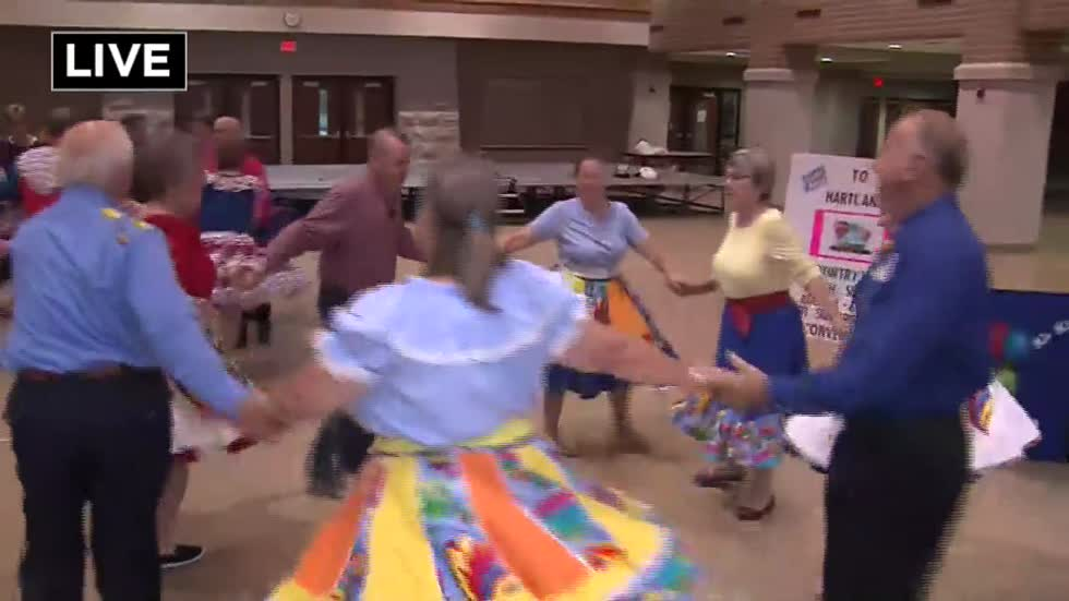 Put on your dancing shoes for Wisconsin's 58th Square and Round Dance Competition