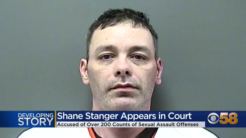 Racine County man accused of 200+ sex crimes appears in court