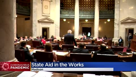 State leaders discuss potential legislation to address COVID-19 crisis