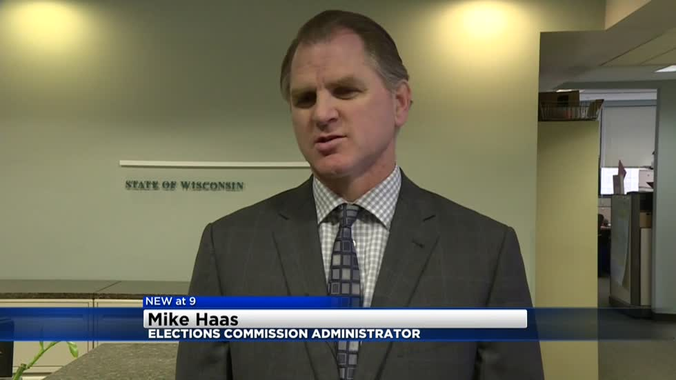 """Serious Problems"" with state elections commission, Wisconsin lawmaker says"
