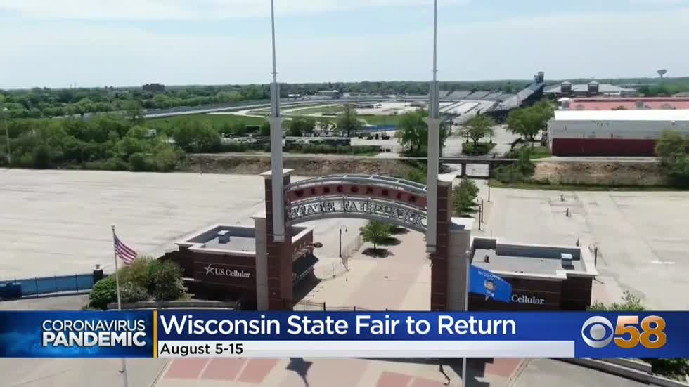 Wisconsin State Fair returns for 2021 -- dates set for Aug. 5-15 🎡