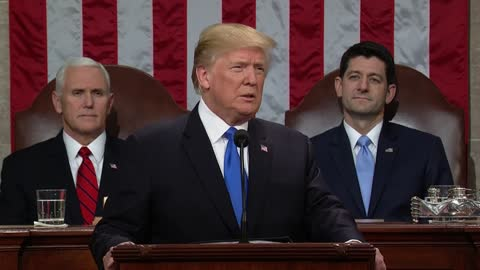 Fact-checking Trump's first State of the Union address