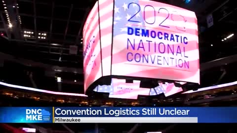 Two months out, uncertainty surrounds the DNC in Milwaukee