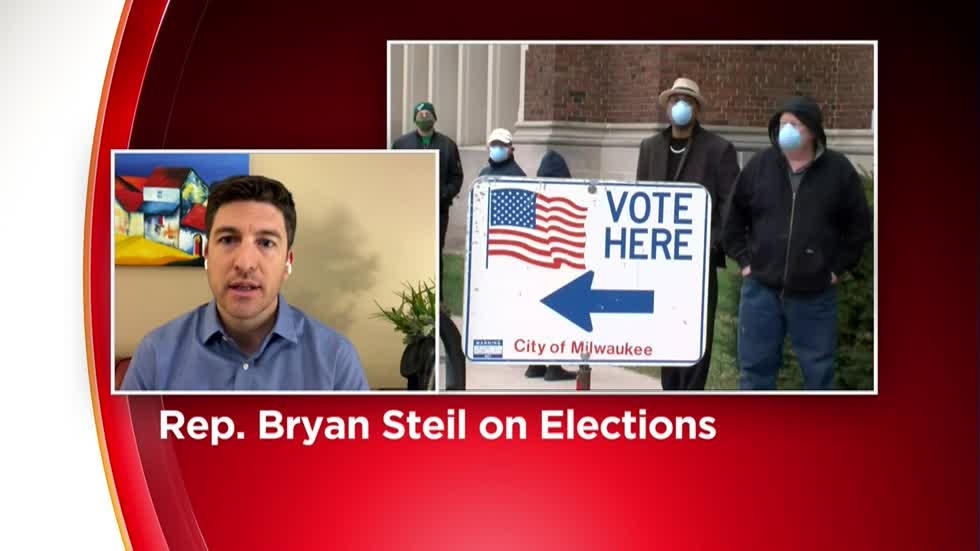 Rep. Bryan Steil answers your questions about the response to COVID-19