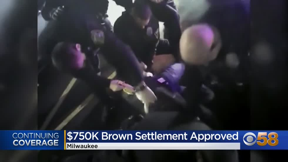 City approves $750K settlement in Sterling Brown police misconduct...