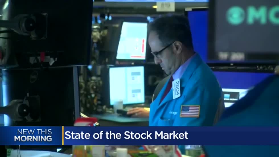 Local financial planner discusses stock market forecast