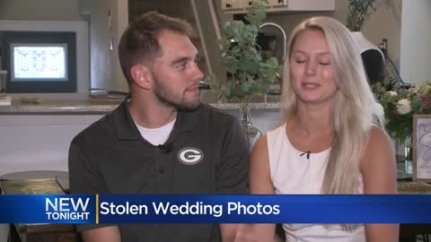 Milwaukee newlyweds devastated after memory cards with wedding photos go missing