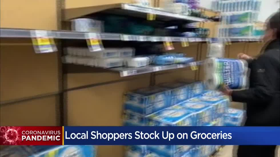 All local Woodman's Markets close overnight to restock shelves, reopen at 5 a.m.